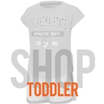 Oklahoma State Toddler Clothing & Gifts  |  SHOPOKSTATE.COM