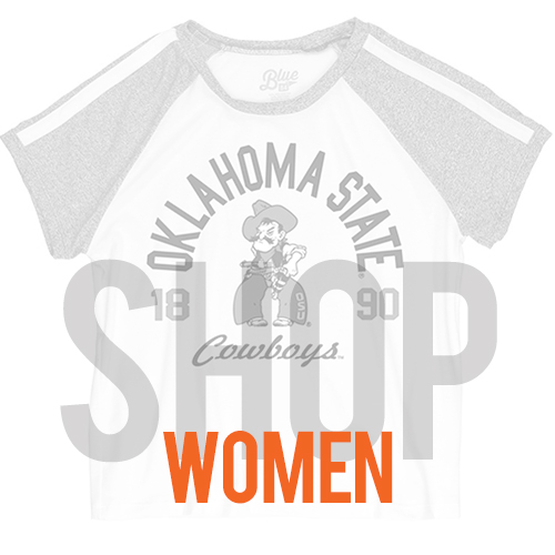 Oklahoma State Women's Clothing & Gifts  |  SHOPOKSTATE.COM