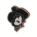 PHANTOM PETE LAPEL PIN