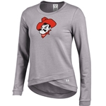 UNDER ARMOUR CROSSOVER LONG SLEEV CREW