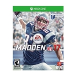 XBOX ONE MADDEN 17