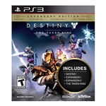 PS3 DESTINY TAKEN KING