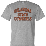 YOUTH OK ST COWGIRL TEE
