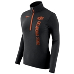 NIKE WOMEN'S ELEMENT HALF ZIP TOP