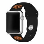 OSU SILICONE SPORT BAND FOR APPLE WATCH