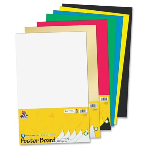 Poster boards sizes