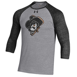 UNDER ARMOUR TRIBLEND BASEBALL TEE