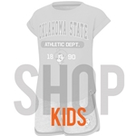 Oklahoma State Kid's Clothing & Gifts  |  SHOPOKSTATE.COM