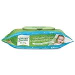 Seventh Gen. Hypoallergenic Natural Baby Wipes