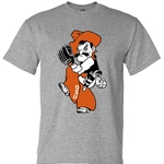 PISTOL PETE BASEBALL PITCHING TEE