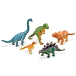 Learning Res. Plastic Dinosaurs