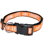OSU COWBOYS PET COLLAR