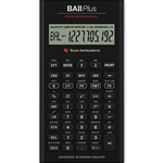 TI BAII PLUS PRO CALCULATOR
