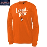 JANSPORT LOYAL & TRUE LONG SLEEVE TEE