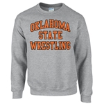 OK ST WRESTLING SWEAT