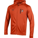 UNDER ARMOUR TECH TERRY FULLZIP HOODIE