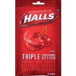 Cadbury Halls Cherry Cough Drops