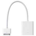 APPLE 30-PIN TO VGA ADAPTER