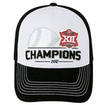 BIG12 CHAMP LOCKER ROOM CAP 2017