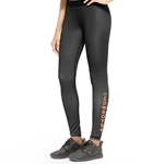 '47 FORWARD GRID PATTERN LEGGING