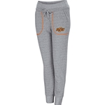 GREY FRENCH TERRY JOGGER