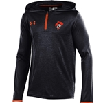 UNDER ARMOUR YOUTH TECH 1/4 ZIP HOODY