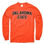 OKLAHOMA STATE BASIC LONG SLEEVE TEE