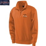 JANSPORT 1/4 ZIP COWBOYS FLEECE