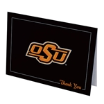 OSU IMPRINTED THANK YOU CARD