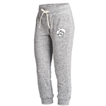 GREY SUPER SOFT CAPRI JOGGER