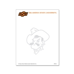 OSU IMPRINTED SMALL NOTEPAD
