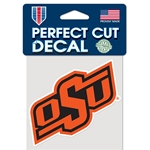 OSU BRAND 4X4 DECAL