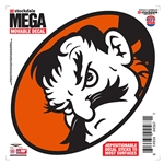 MEGA MASCOT DECAL