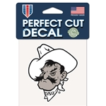 ICY PETE 4X4 DECAL