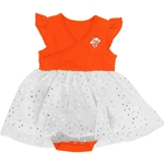 INFANT L-SEVEN TUTU ONESIE DRESS