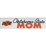 OSU MOM WOOD PLAQUE
