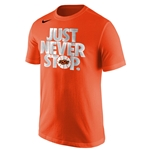 NIKE JUST NEVER STOP TEE