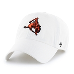 '47 YOUTH BRONC CLEAN UP CAP