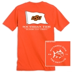 SOUTHERN TIDE FLAG GAMEDAY TEE