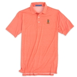 SOUTHERN TIDE GAMEDAY TATTERSALL PERF POLO