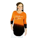 GAMEDAY COUTURE OWN IT OMBRE TUNIC