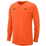 NIKE LONG SLEEVE MODERN TOP