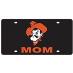 PISTOL PETE MOM PLATE
