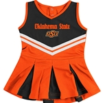 INFANT GIRLS POM POM CHEER SET