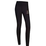 FORTITUDE BLACK LEGGING