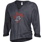 CHAMP REMIX V NECK SWEATSHIRT
