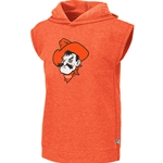 GIRLS KREMS SLEEVELESS HOODIE