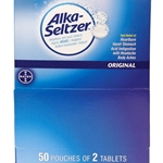 RJ General Alka-Seltzer Original Antacid Tablets