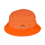 INFANT PIN DOT BUCKET HAT