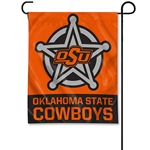 OSU BADGE GARDEN FLAG